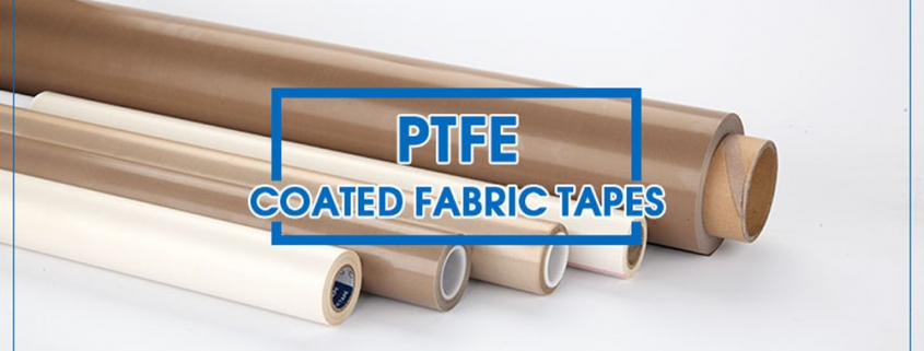 PTFE coated fabric tapes