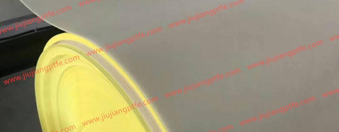 Teflon Coated Glass Fabric