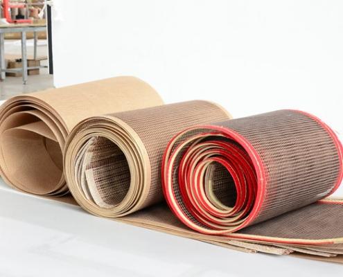 Teflon Coated Fiberglass Fabric