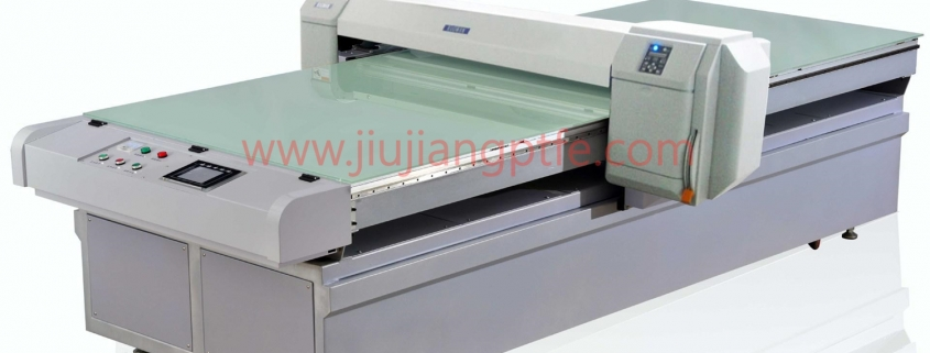 Teflon Conveyor Belt Used in Printing Machine
